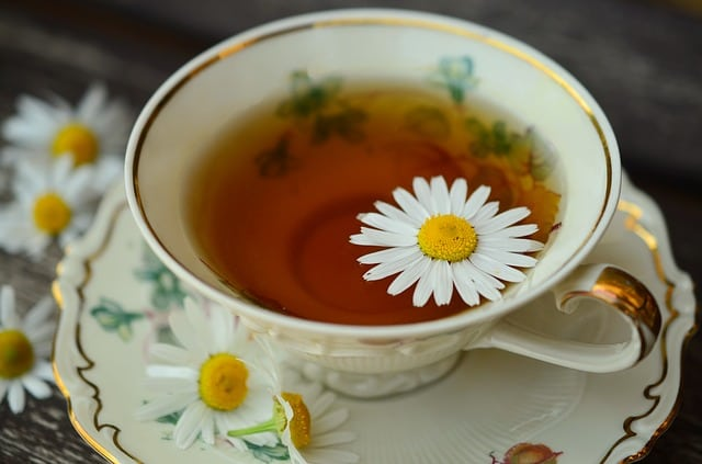 chamomile tea for carpal tunnel syndrome
