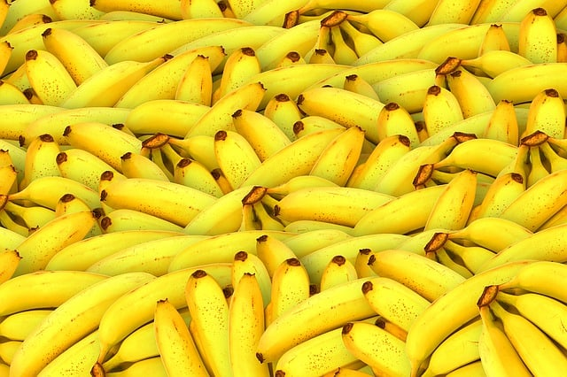 bananas will help protect your circulatory system