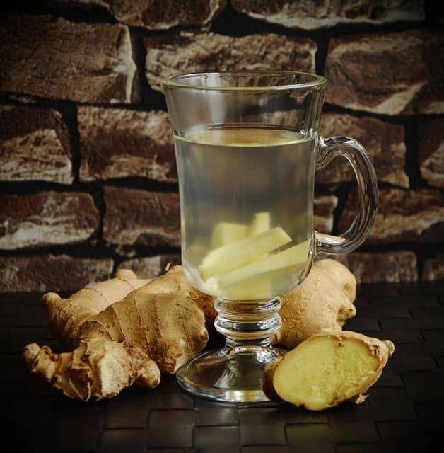 make some ginger tea