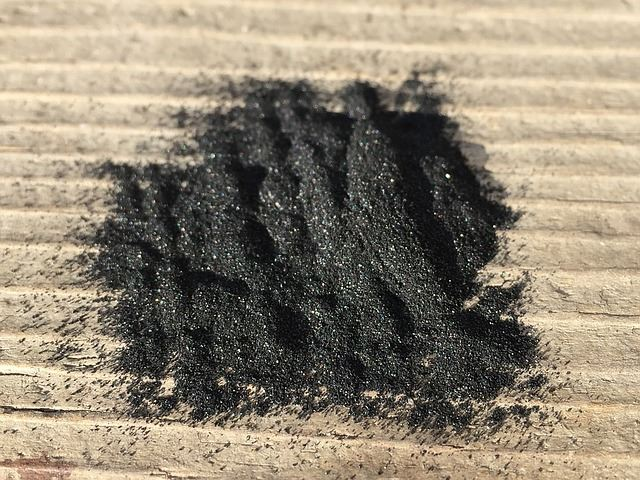 applying charcoal paste to the affected area will help reduce gout pain